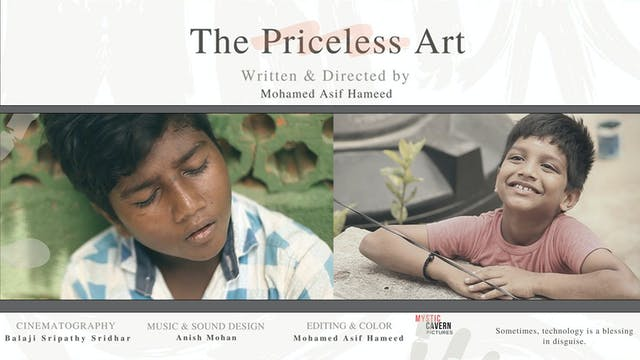 The Priceless Art
