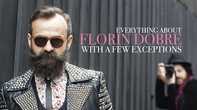 Everything About Florin Dobre, With a...
