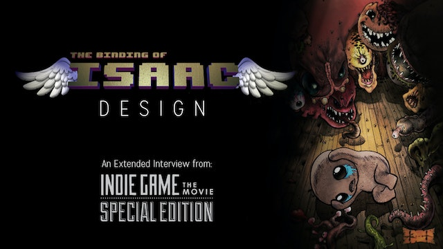 Deliberate Randomness:  Binding of Isaac Level Design
