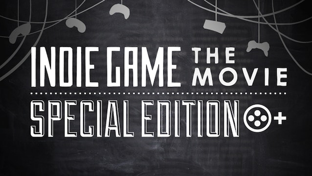 Indie Game: The Movie Special Edition Extras-Only