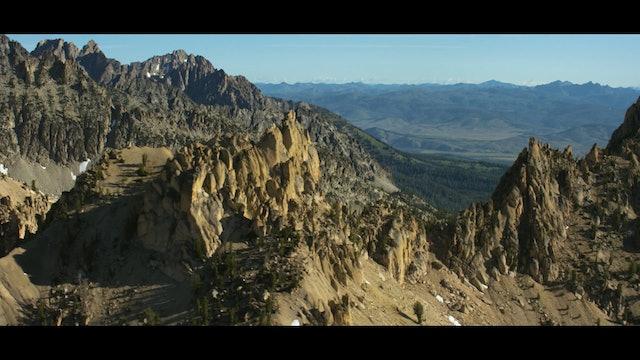 Idaho From Above