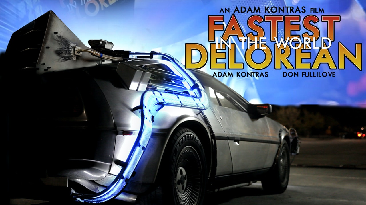 Fastest Delorean in the World