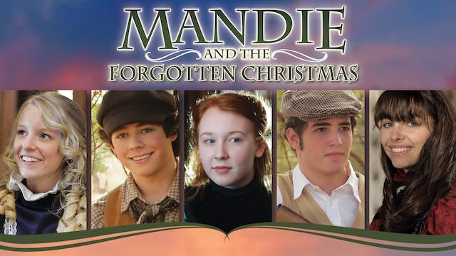 Mandie 3: Mandie and the Forgotten Christmas