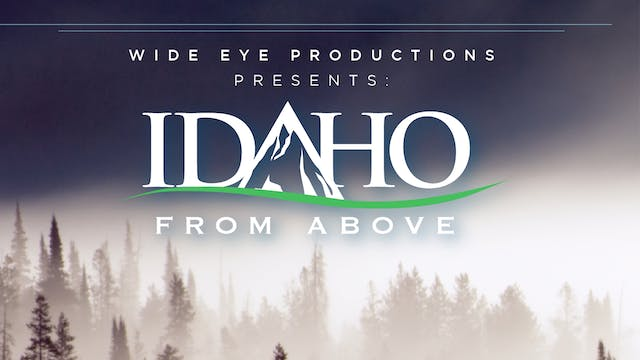 Idaho from Above