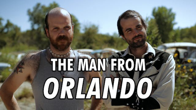 The Man From Orlando