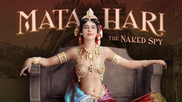 Mata Hari The Naked Spy