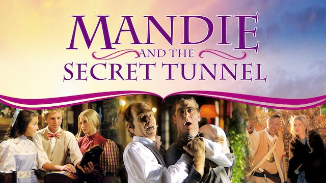 Mandie 1: Mandie and the Secret Tunnel