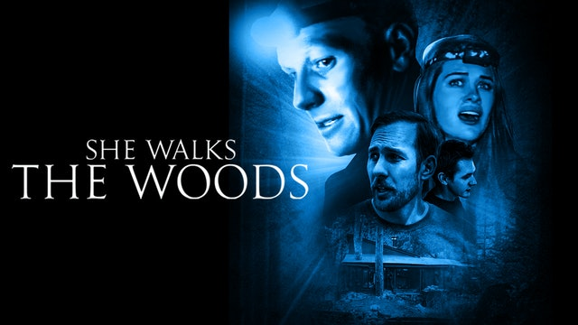 She Walks The Woods