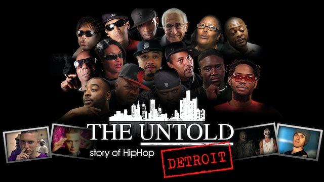 The Untold story of Detroit hip hop