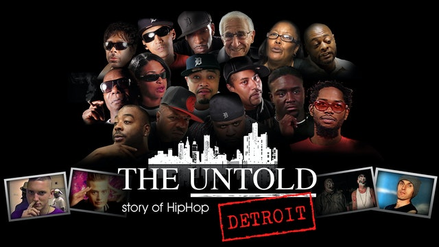 The Untold story of Detroit hip hop