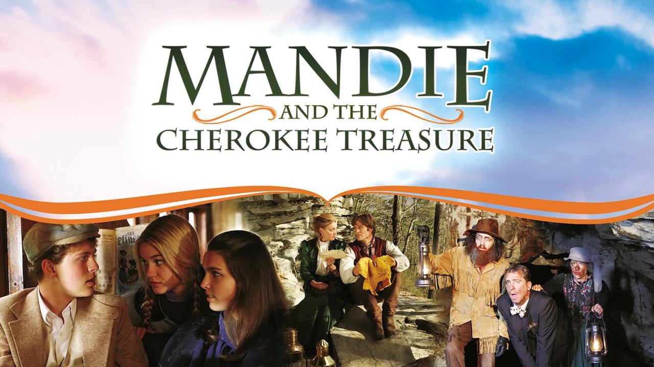 Mandie 2: Mandie and the Cherokee Treasure