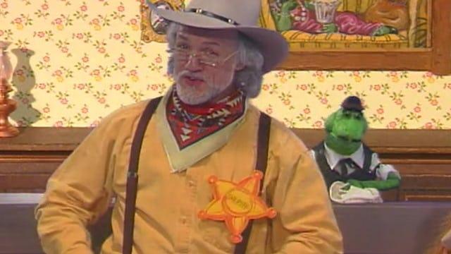 Pappyland: Pappy's Wild Wild West Adventure