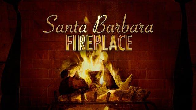 Santa Barbara Fireplace