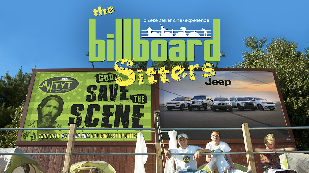 The Billboard Sitters - Series