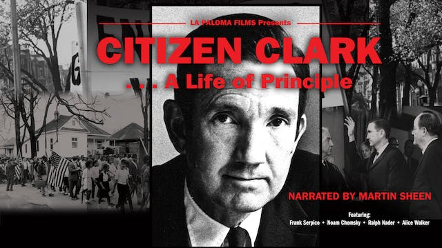 Citizen Clark: A Life of Principle