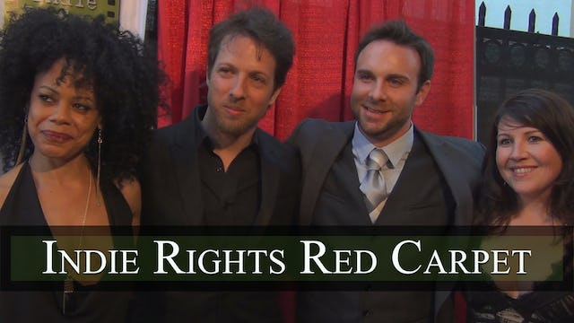 Indie Rights Red Carpet