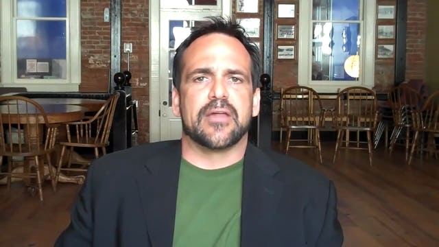 Robert Rusler Interview for the feature film DELIVERED Part 1