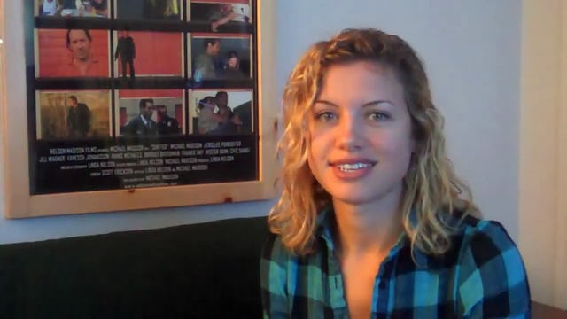 Interview with Jeanette Steiner from the film DELIVERED