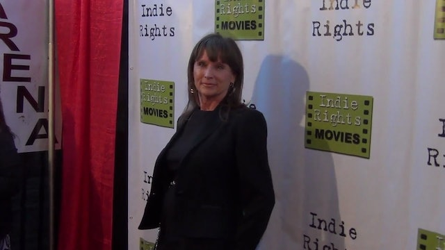 Linda Nelson and Michael Madison from Indie Rights at the Fray Premiere.