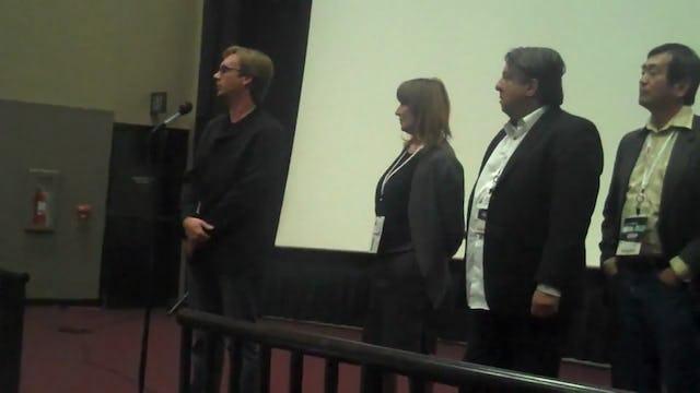 DELIVERED - WorldFest International Film Festival Houston premiere.