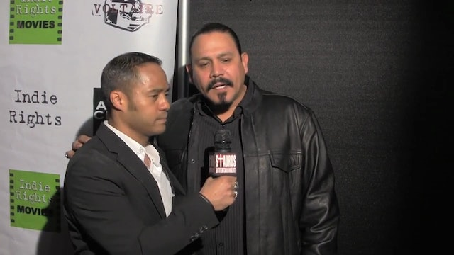 Pretty Rosebud: Emilio Rivera with Ty...