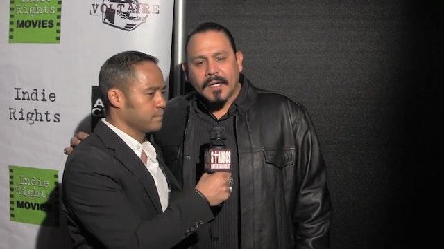 Pretty Rosebud: Emilio Rivera with Ty...