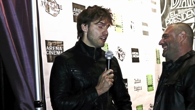 Miles To Go: Arena Cinemas Premier of...