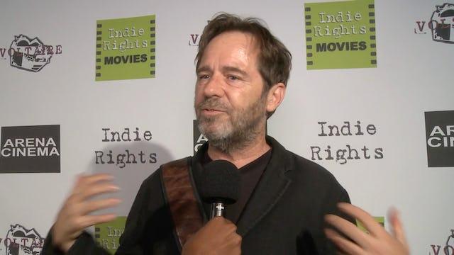 Radicalized Director Sam Slovick.