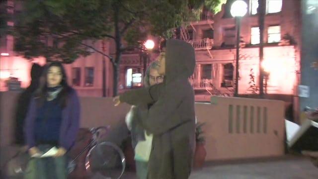 RADICALIZED - Deleted Scene - GA-Pershing Square