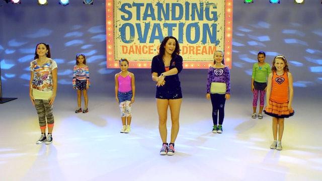 Standing Ovation: Dance Training