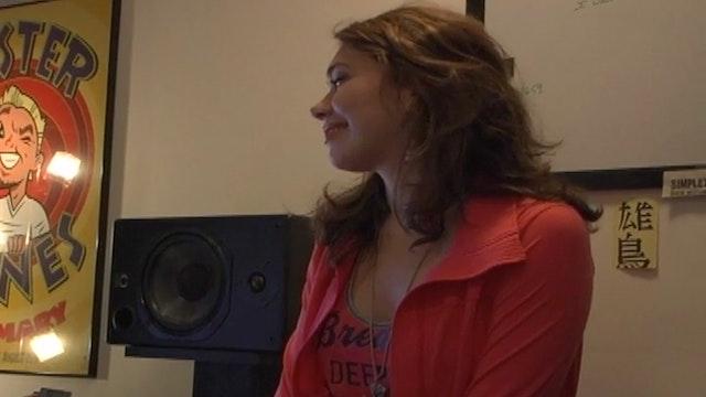 She Wolf Rising - Recording Studio