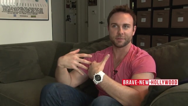 Brave New Hollywood: FRAY Movie- Actor Bryan Kaplan.