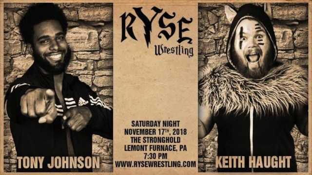 Ryse Wrestling - November 17, 2018