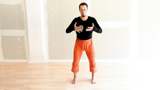 Internal Connectivity 1: Center of Gravity for Qi Gong