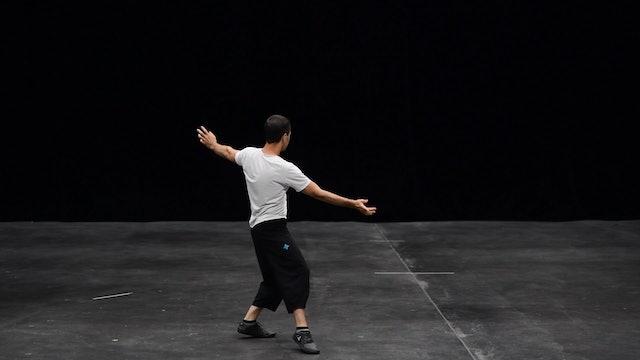 Dance Attention 1: Feet