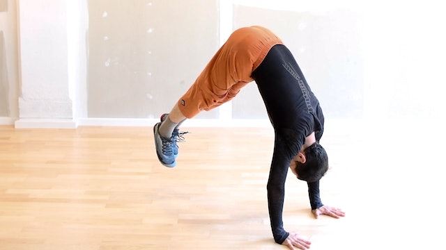 Mobility Moving the Blood 2: Pelvis Bounce