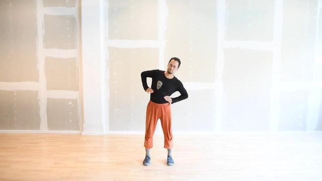 Mobility Basic 5: Yao Stretch