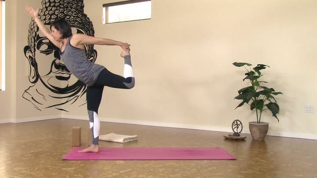 Beginners Series 5 of 6, Balanced Effort and Ease