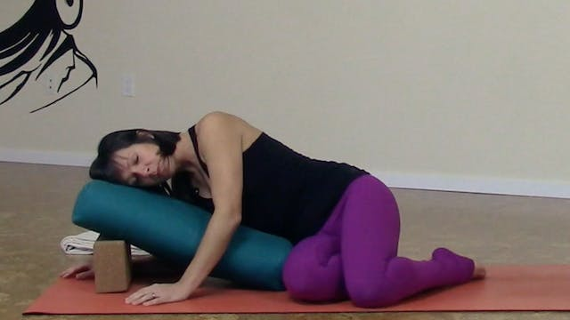 Detangle- Yoga for your Work Week. 5 of 5 PM Practices.