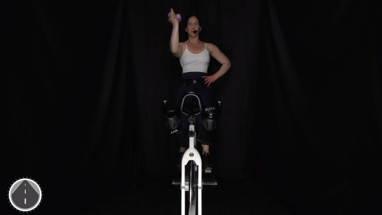 Lauren Throwback Cycle & Tone 30