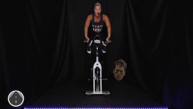 Mel C. Patriots Cycle 50