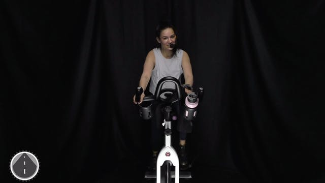 Alyssa D. Cycle & Tone 45