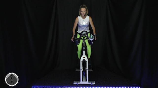 Heather M. Cycle & Tone 45 July