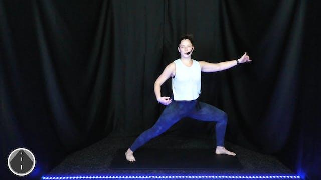 Heather Q. Stretch 20 July