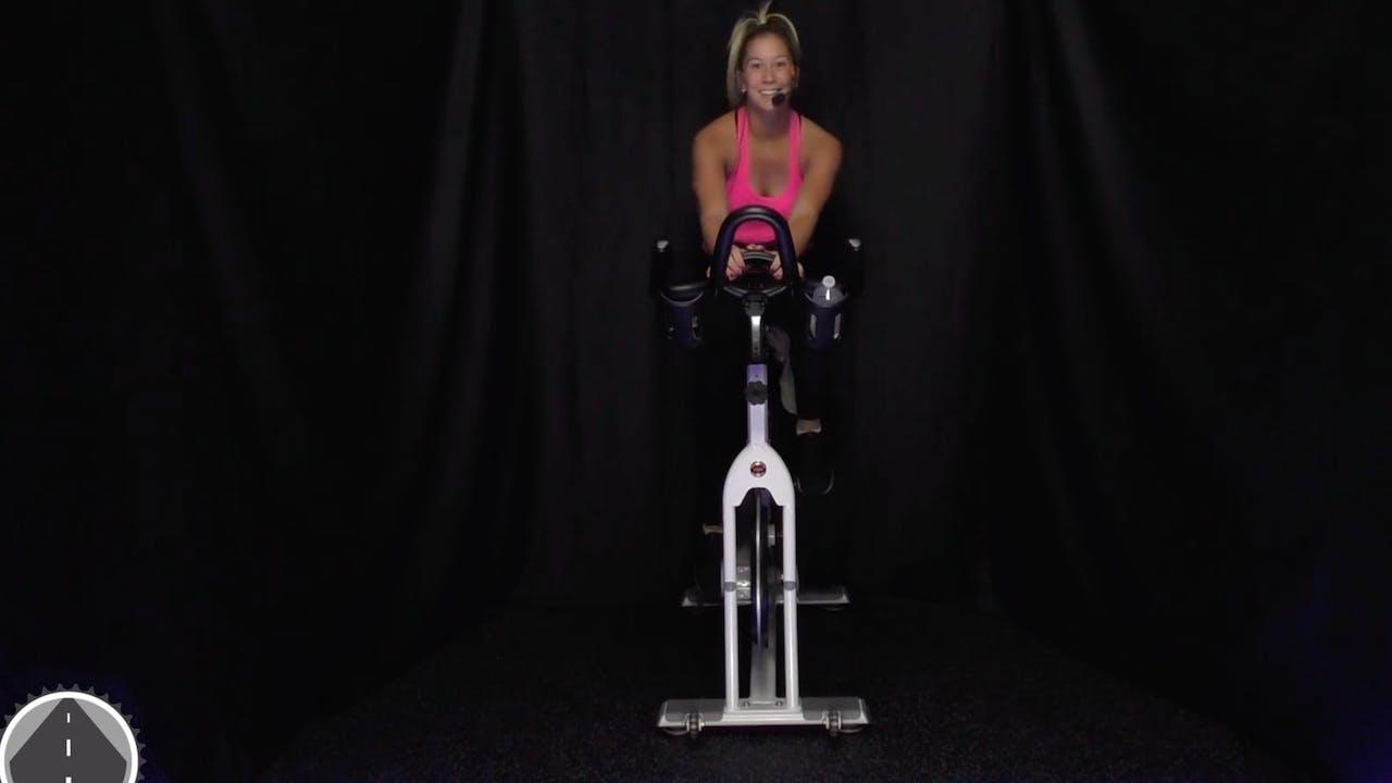 Megan Cycle & Tone 45 Beyonce vs Rihanna
