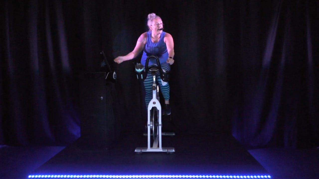 Kara Cycle & Tone 45 July