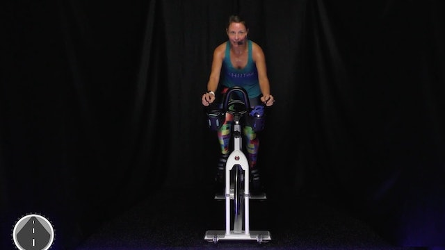 Hill HIIT Cycle 30