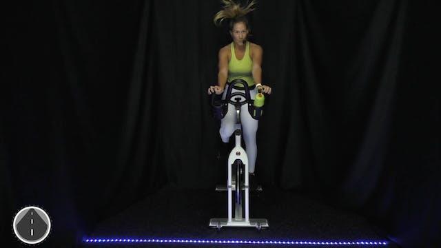 Megan Cycle & Tone 45 July
