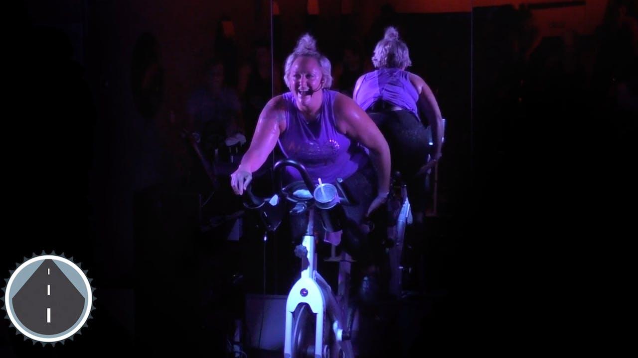 Kara Cycle & Tone 45 July 2