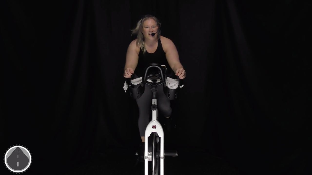 Lizz Intervals, Consistency, & Endurance Cycle 30